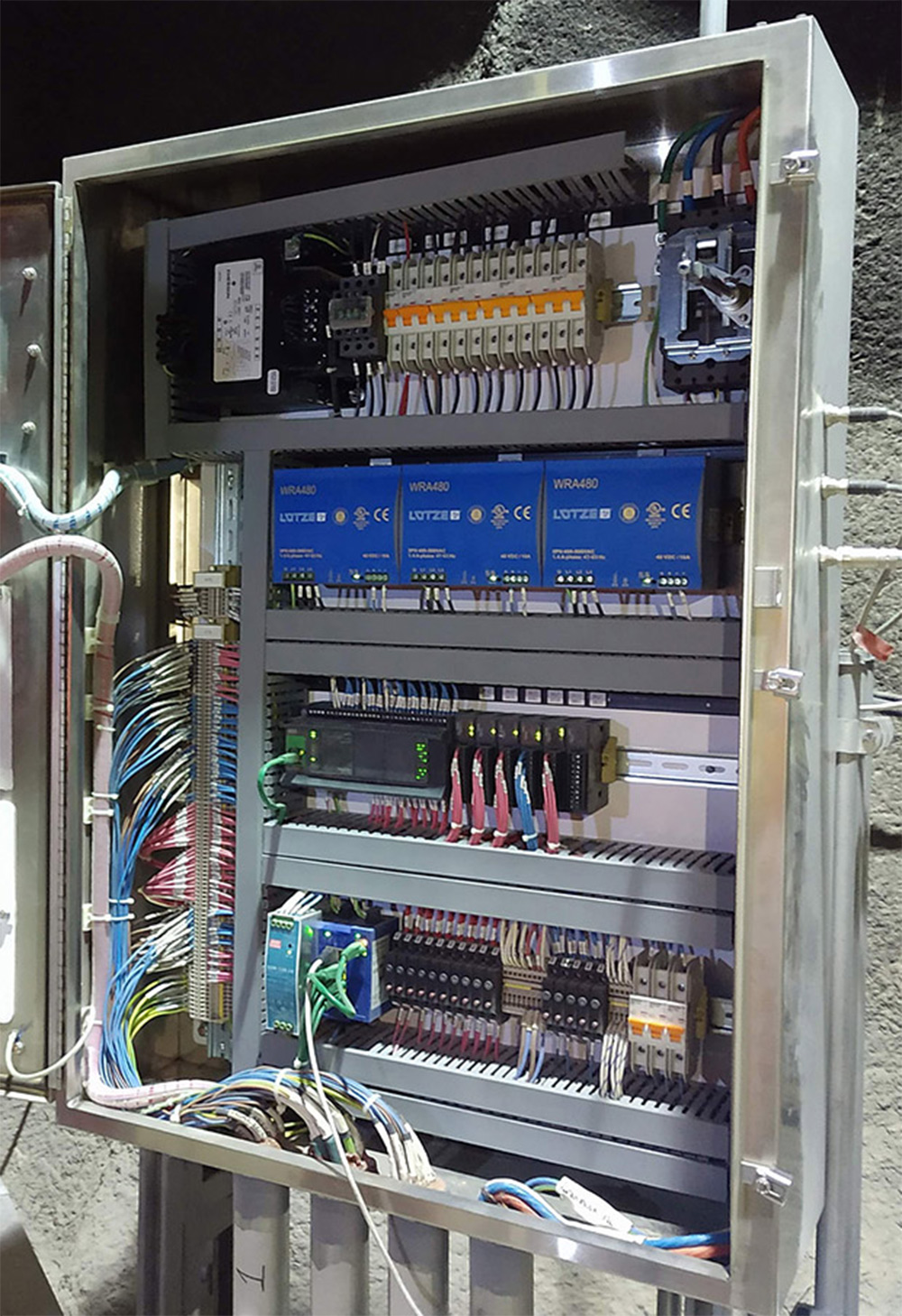 CONTROL SYSTEMS & AUTOMATION
